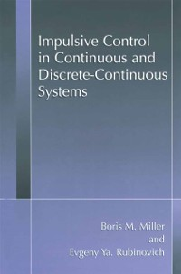 Cover Impulsive Control in Continuous and Discrete-Continuous Systems