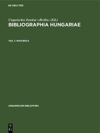Cover Historica
