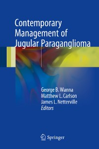 Cover Contemporary Management of Jugular Paraganglioma