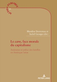 Cover Le care face morale du capitalisme