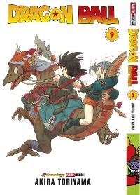 Cover Dragon Ball 9