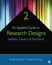 Cover An Applied Guide to Research Designs