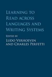 Cover Learning to Read across Languages and Writing Systems