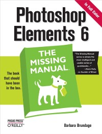 Cover Photoshop Elements 6: The Missing Manual