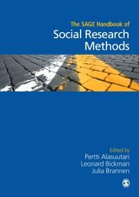 Cover SAGE Handbook of Social Research Methods