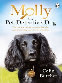 Cover Molly the Pet Detective Dog
