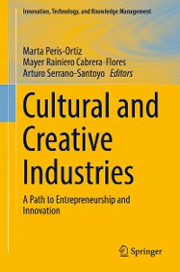 Cover Cultural and Creative Industries