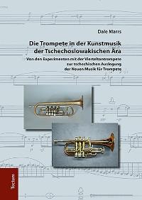 Cover Die Trompete in der Kunstmusik der Tschechoslowakischen Ära