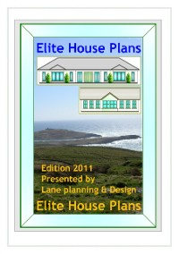 Cover Elite House Plans