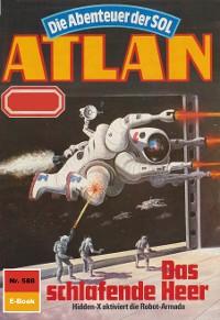 Cover Atlan 588: Das schlafende Heer