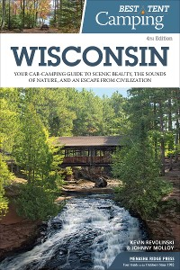 Cover Best Tent Camping: Wisconsin