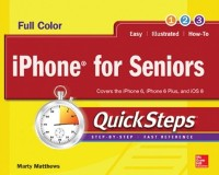 Cover iPhone for Seniors QuickSteps