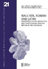 Cover Walchen, Romani und Latini