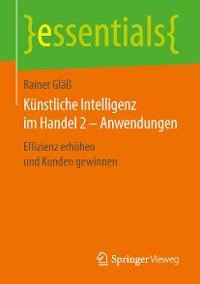 Cover Künstliche Intelligenz im Handel 2 – Anwendungen