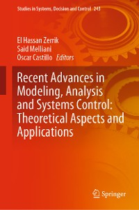 Cover Recent Advances in Modeling, Analysis and Systems Control: Theoretical Aspects and Applications