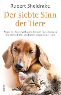 Cover Der siebte Sinn der Tiere