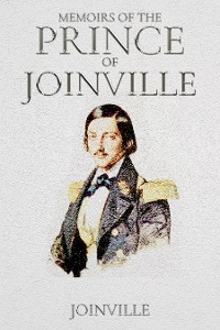 Cover Memoirs of the Prince of Joinville