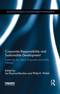 Cover Corporate Responsibility and Sustainable Development