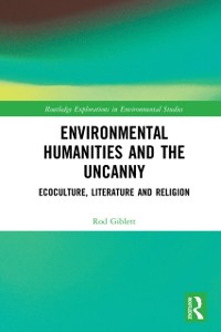 Cover Environmental Humanities and the Uncanny