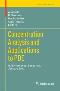 Cover Concentration Analysis and Applications to PDE
