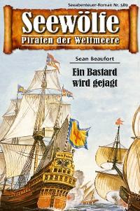 Cover Seewölfe - Piraten der Weltmeere 589