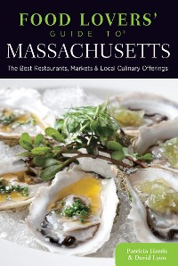 Cover Food Lovers' Guide to® Massachusetts