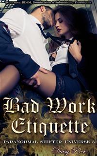 Cover Bad Work Etiquette