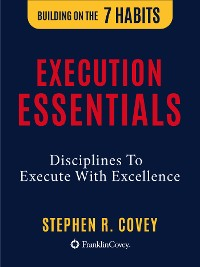 Cover The  Execution Essentials