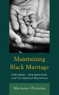 Cover Maintaining Black Marriage