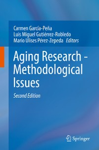 Cover Aging Research - Methodological Issues