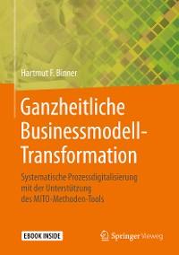 Cover Ganzheitliche Businessmodell-Transformation