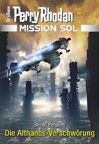 Cover Mission SOL 2: Die Althanos-Verschwörung
