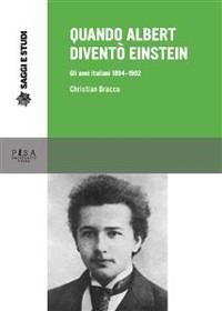 Cover Quando Albert diventò Einstein