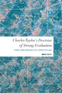 Cover Charles Taylor's Doctrine of Strong Evaluation