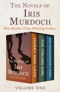 Cover Novels of Iris Murdoch Volume One