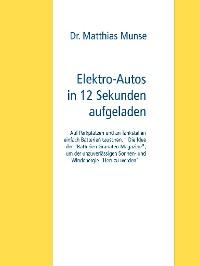Cover Elektro-Autos in 12 Sekunden aufgeladen