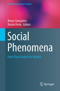 Cover Social Phenomena