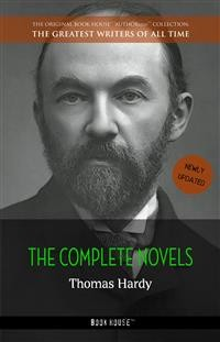 Cover Thomas Hardy: The Complete Novels