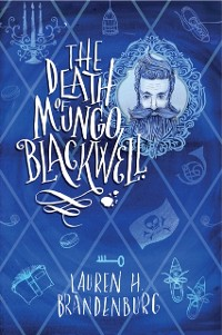 Cover Death of Mungo Blackwell