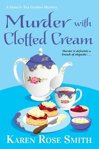 Cover Murder with Clotted Cream