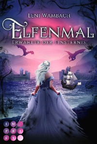 Cover Elfenmal 3: Erwählte der Finsternis