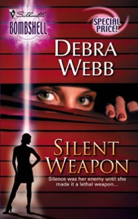 Cover Silent Weapon (Mills & Boon Silhouette)