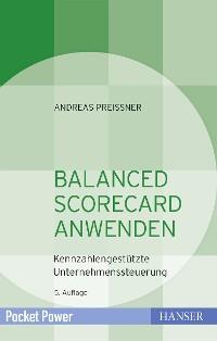Cover Balanced Scorecard anwenden