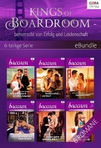 Cover Kings of Boardroom - beherrscht von Erfolg und Leidenschaft - 6-teilige Serie