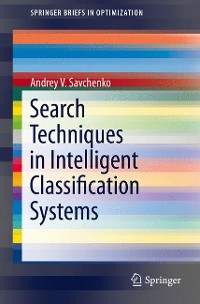 Cover Search Techniques in Intelligent Classification Systems