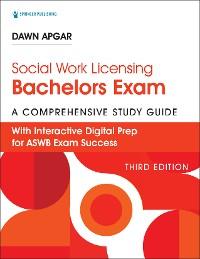 Cover Social Work Licensing Bachelors Exam Guide