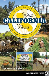 Cover Visit California Farms