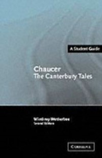 Cover Chaucer: The Canterbury Tales