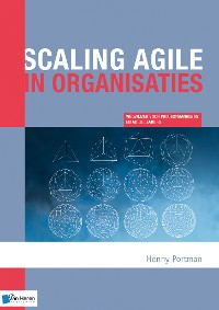 Cover Scaling agile in organisaties