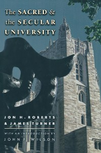 Cover The Sacred and the Secular University